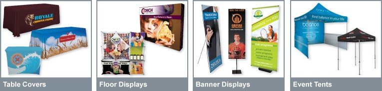 Tradeshow Displays and more
