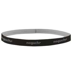 "1/2"" Dye-Sublimated Non Slip Head Band"
